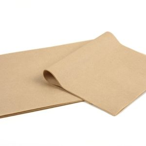 Brown Kraft or White Food Wrap