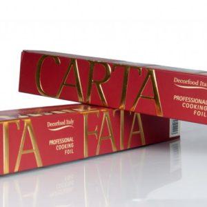 Carta Fata Cooking Foil 25mtr x 50cm