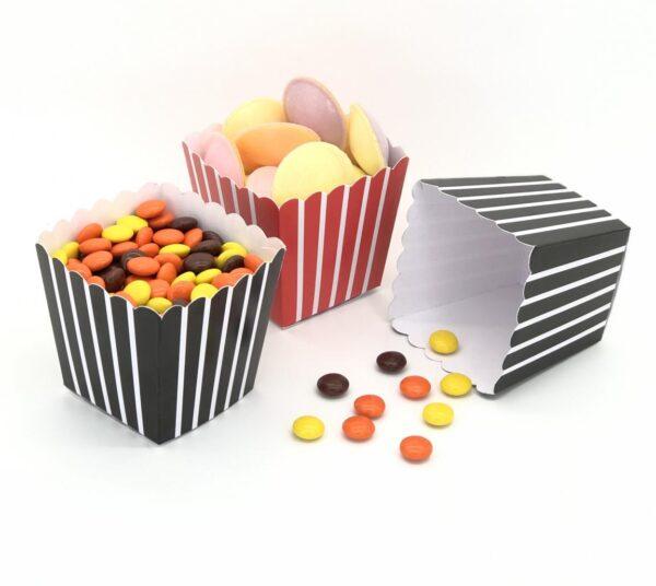 Dinky Popcorn Box 7cm