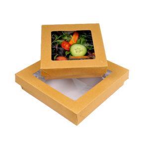Krafty takeaway food box