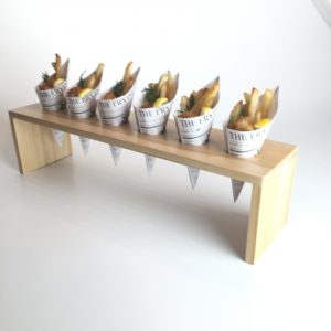 Long Wood 6 Hole Stand