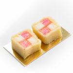 Mini Cake Board Rectangle 40x90mm
