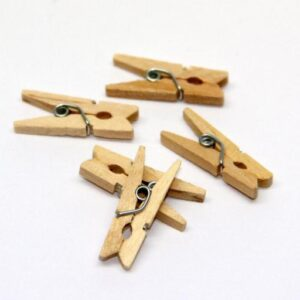 Mini Wood Peg 2.5cm