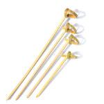 Musubi Looped Bamboo Skewer 6cm -18cm