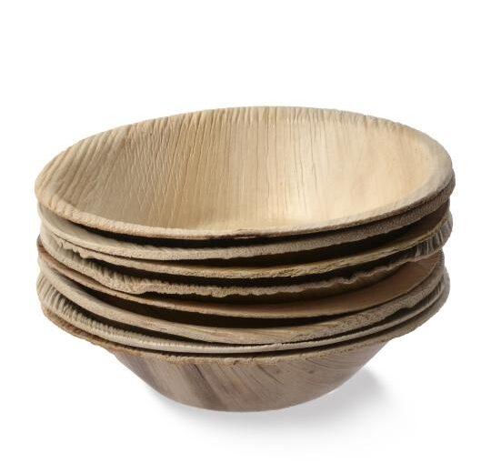 Palm Leaf Small Bowl 12cm
