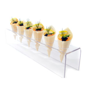 Perspex Display Stands 6 hole