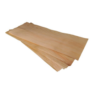 Pine Wood Display Leaf