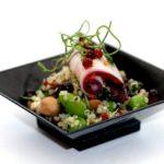 Plastic Square Dish