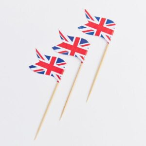 Union Jack Flag Skewer 10cm