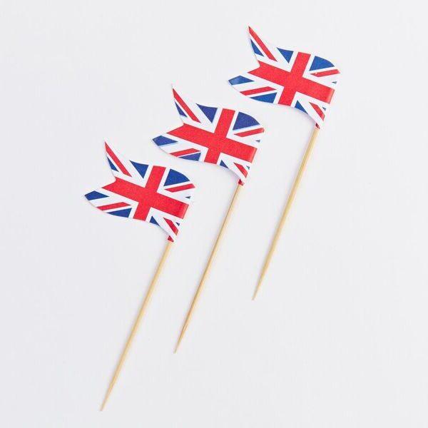 Union Jack Flag Skewer 10cm