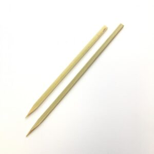 Flat Bamboo Skewer 15cm or 18cm