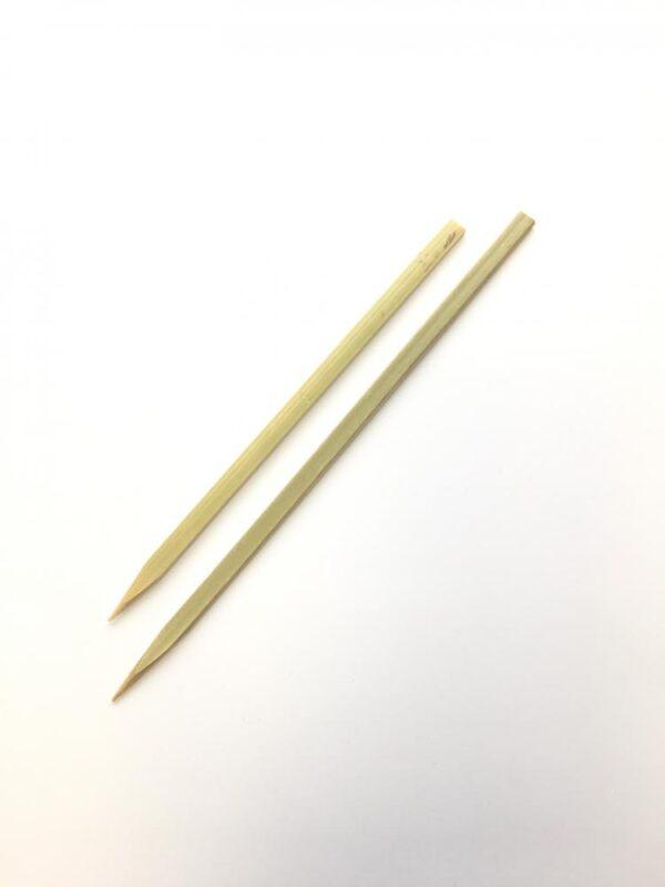 Flat Bamboo Skewer 15cm or 18cm