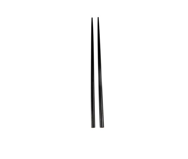 Melamine Black Chopsticks Reusable