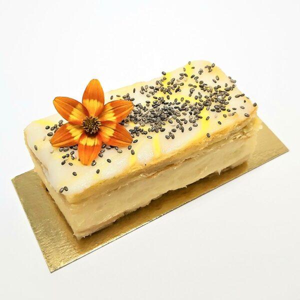 Mini Cake Board Rectangle 50x120mm