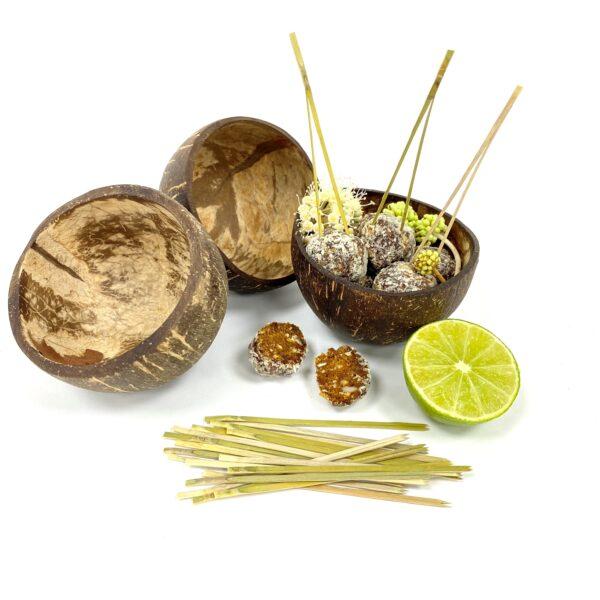 Matsubi Split Bamboo Skewer 9cm or 15cm